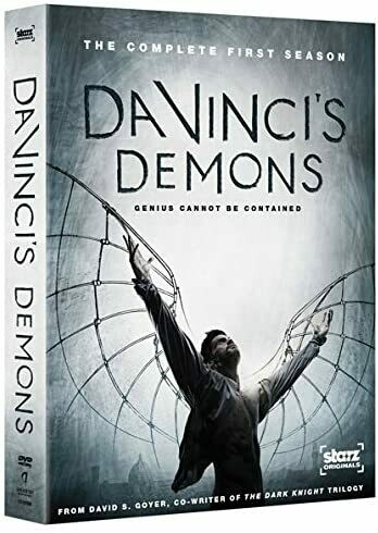 Da Vinci's Demons Season One (7 day rental)
