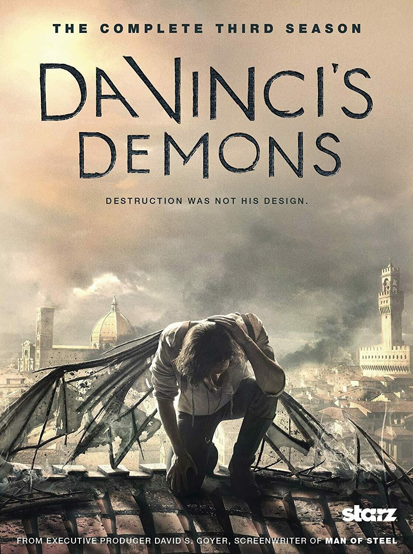 Da Vinci's Demons Season Three (7 day rental)