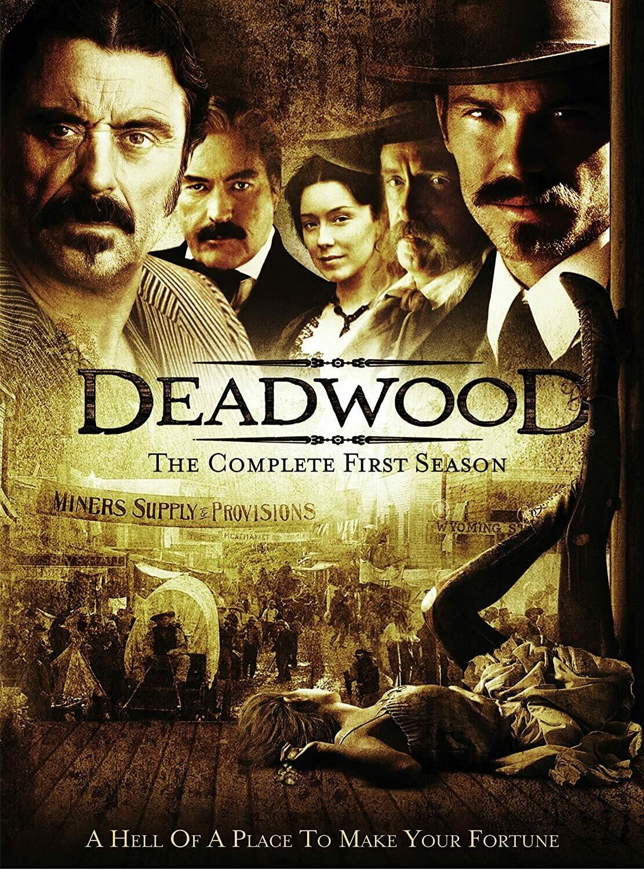 Deadwood Season One (7 day rental)