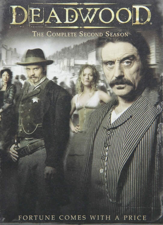 Deadwood Season Two (7 day rental)