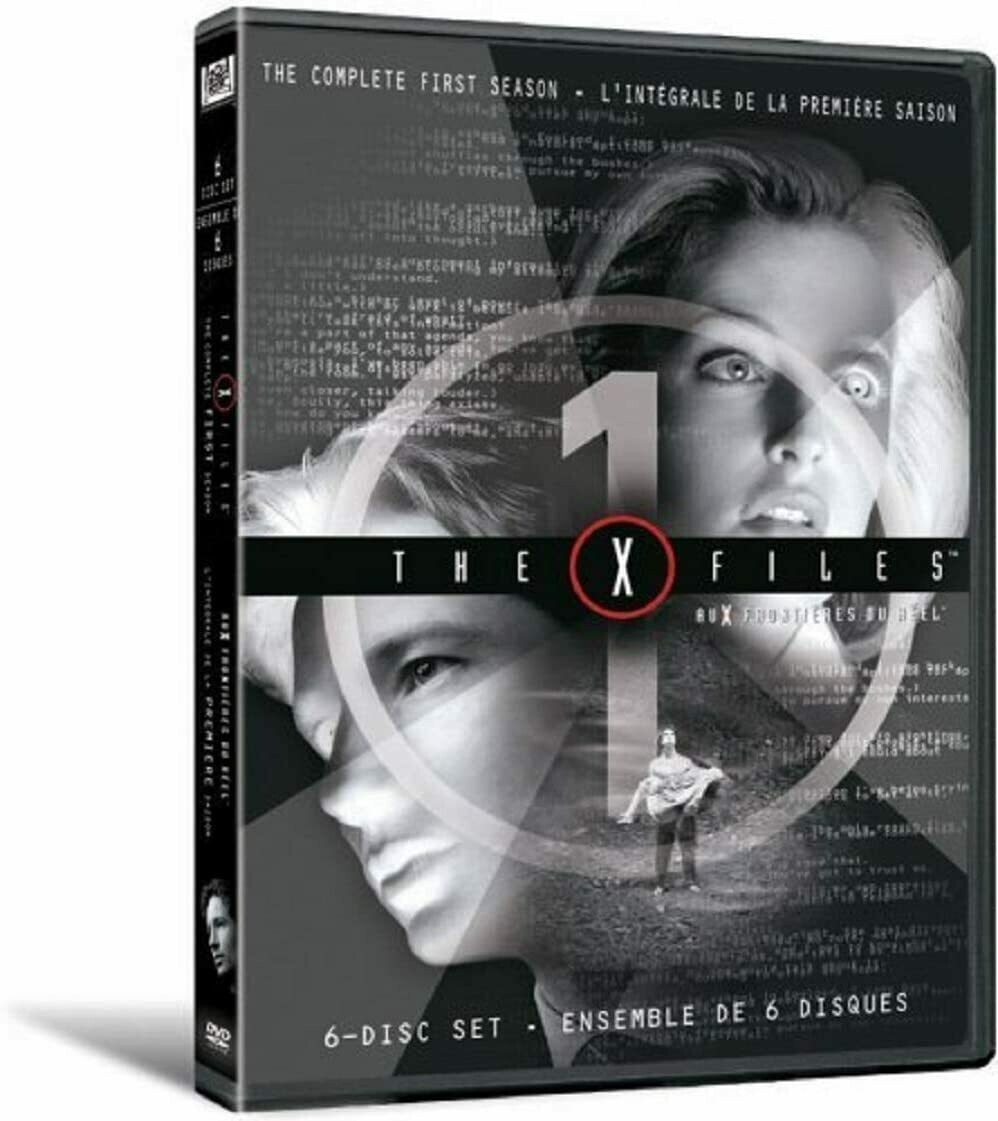 X-Files Season One (7 Day Rental)
