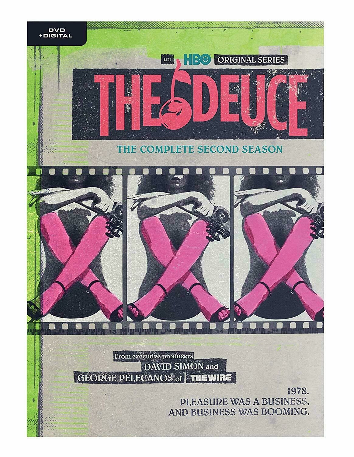 Deuce, The Season Two (7 day rental)