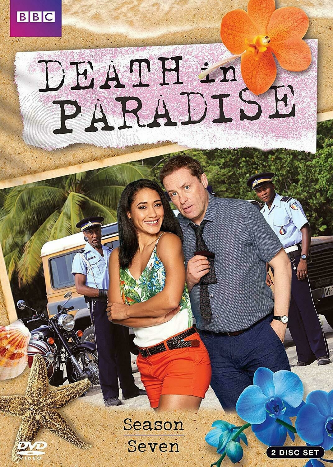 Death In Paradise Season Seven (7 day rental)