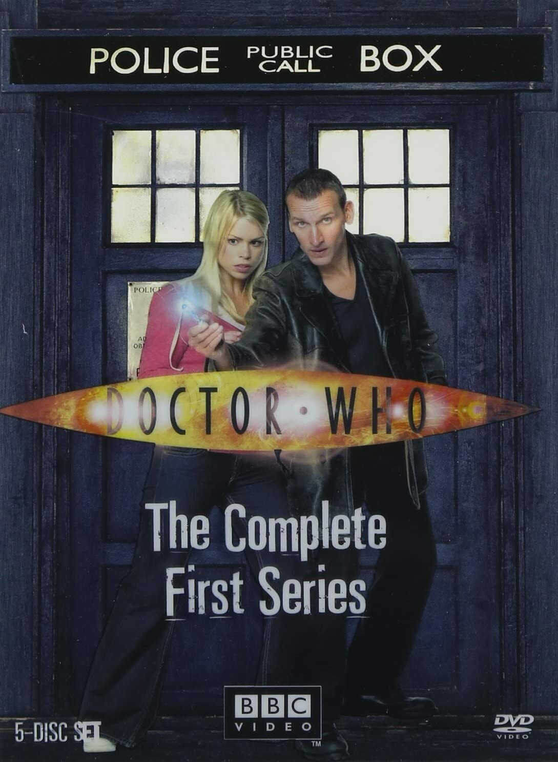 Doctor Who The Complete First Series (7 day rental)