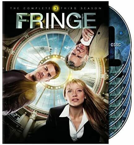 Fringe Season Three (7 day rental)