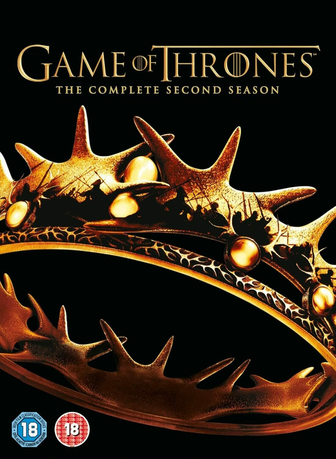 Game Of Thrones Season Two (7 day rental)