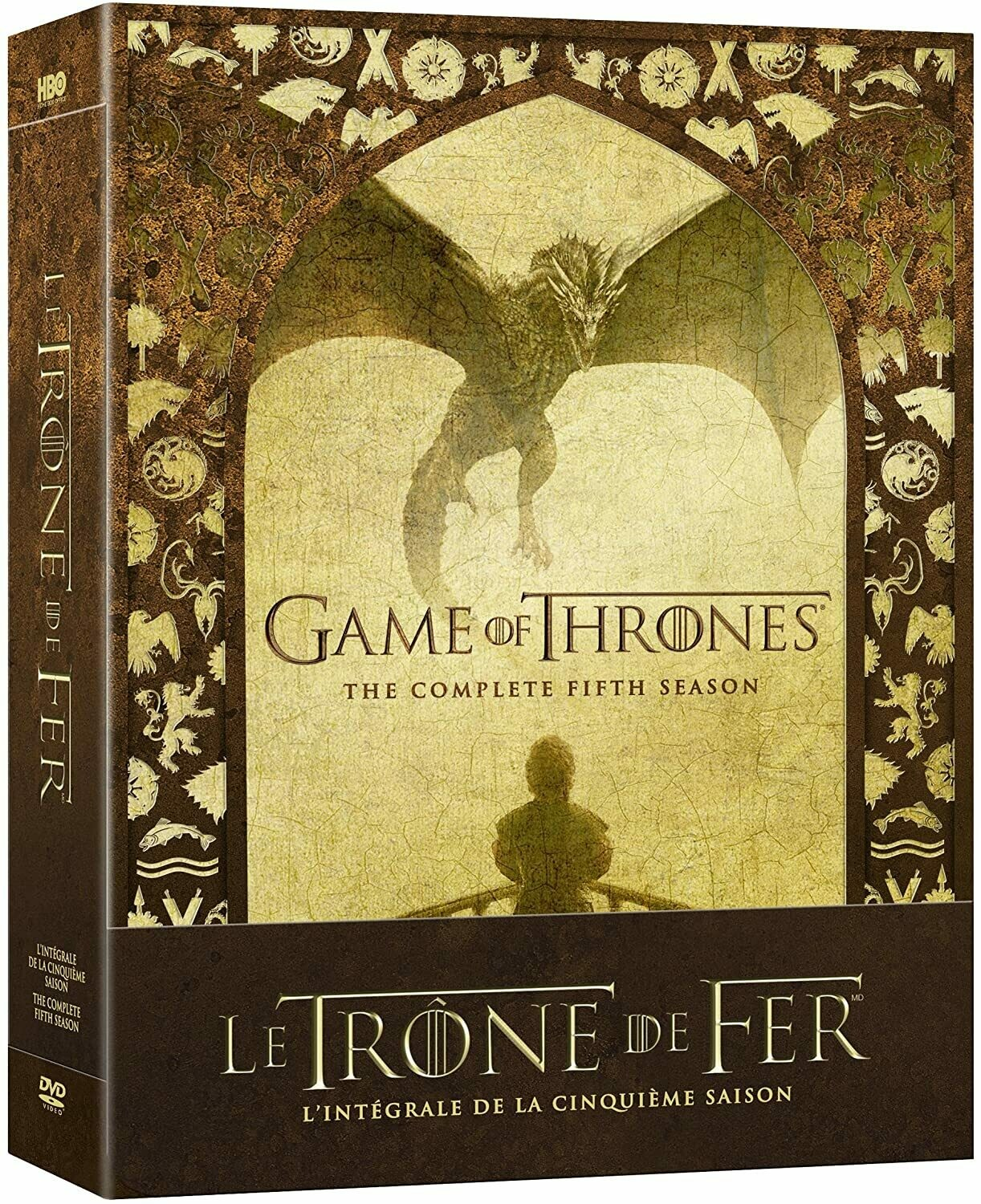 Game Of Thrones Season Five (7 day rental)