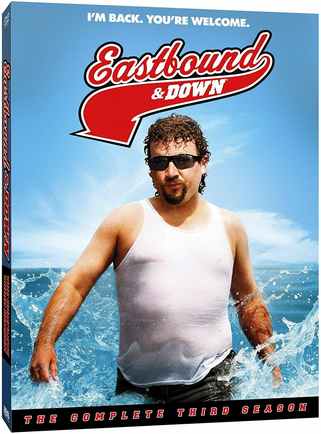 Eastbound & Down Season Three (7 day rental)