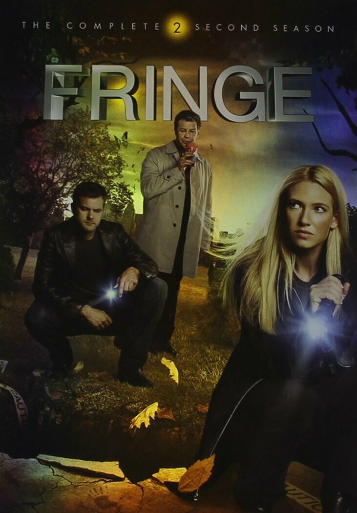 Fringe Season Two (7 day rental)