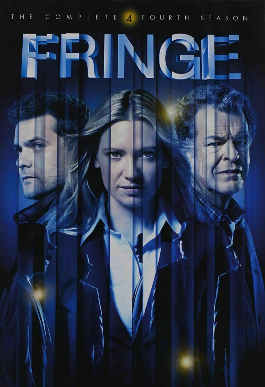 Fringe Season Four (7 day rental)
