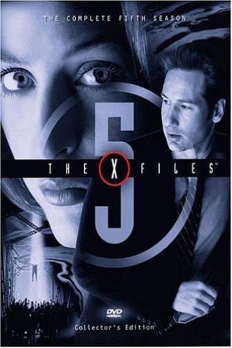 X-Files Season Five (7 Day Rental)