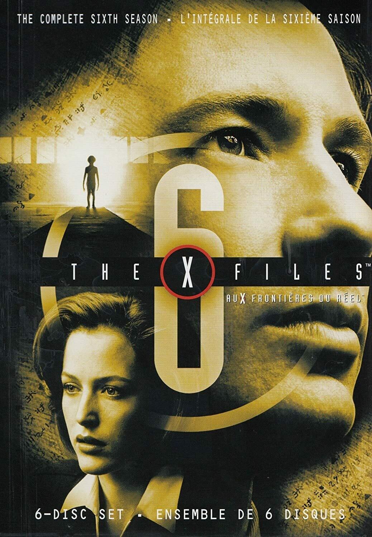 X-Files Season Six (7 Day Rental)