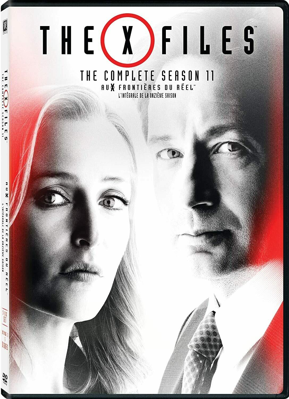 X-Files Season Eleven (7 Day Rental)