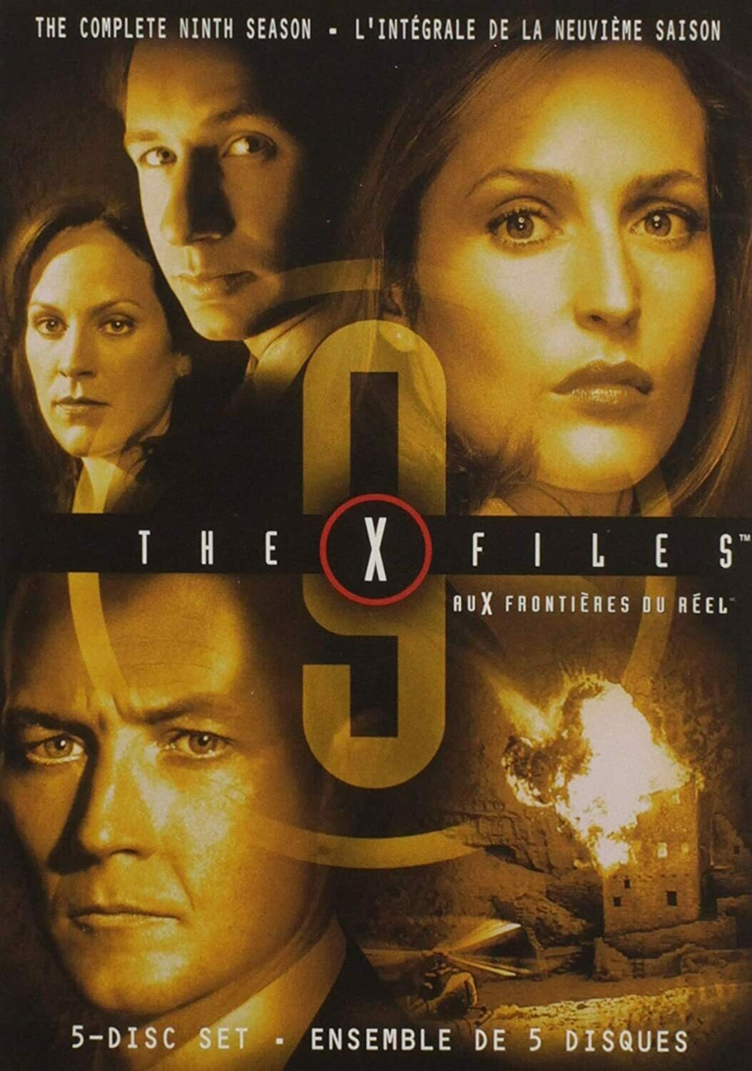 X-Files Season Nine (7 Day Rental)