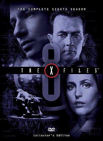 X-Files Season Eight (7 Day Rental)