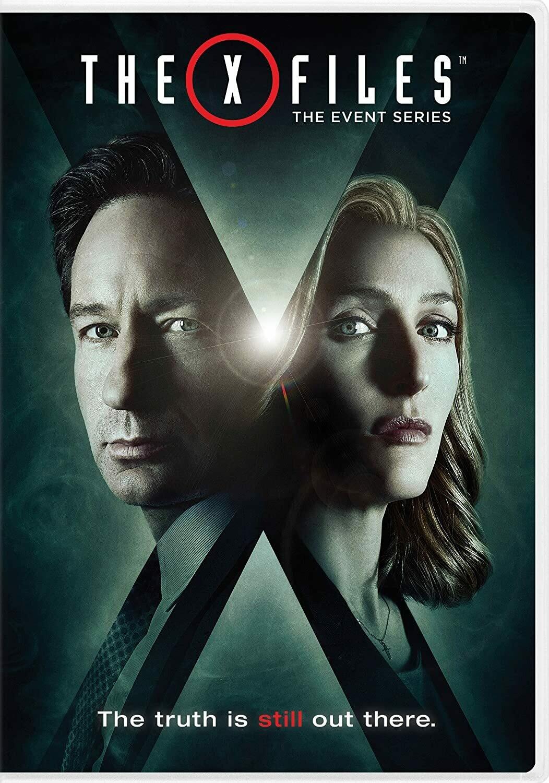 X-Files Season Ten (7 Day Rental)