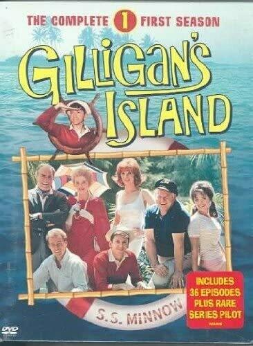 Gilligan's Island Season One (7 day rental)
