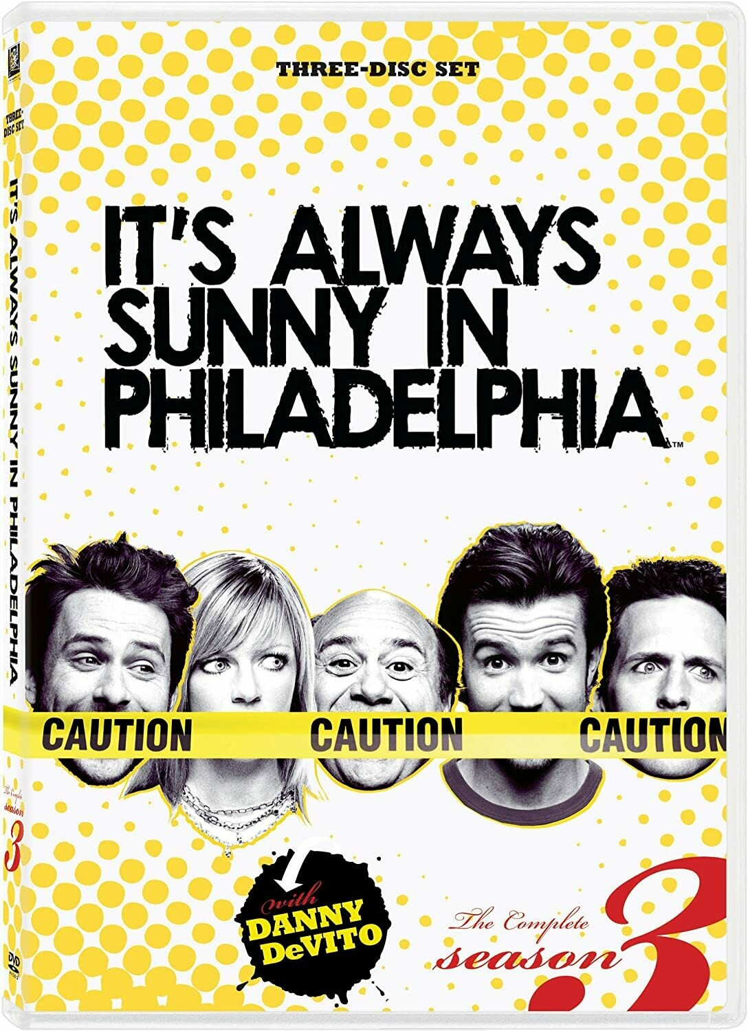 It's Always Sunny In Philadelphia Season Three (7 day rental)