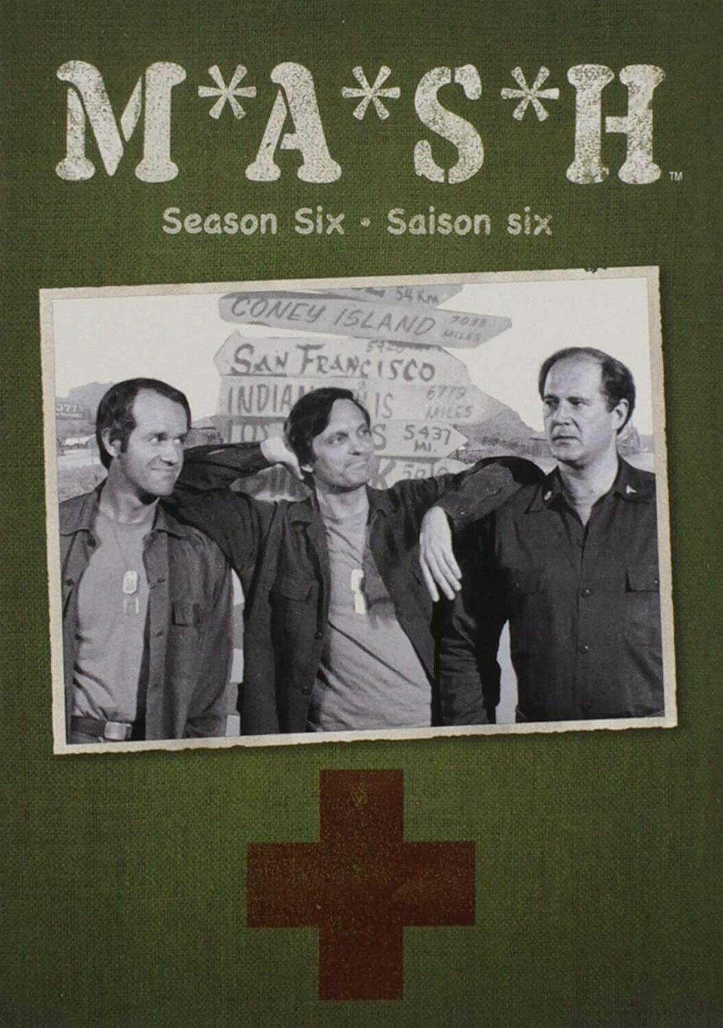 M*A*S*H Season Six  (7 day rental)