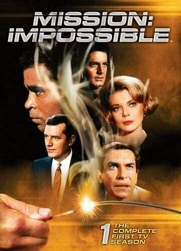Mission Impossible Season One (7 day rental)