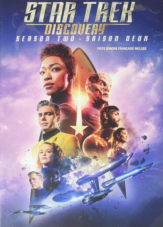 Star Trek Discovery Season Two (7 day rental)