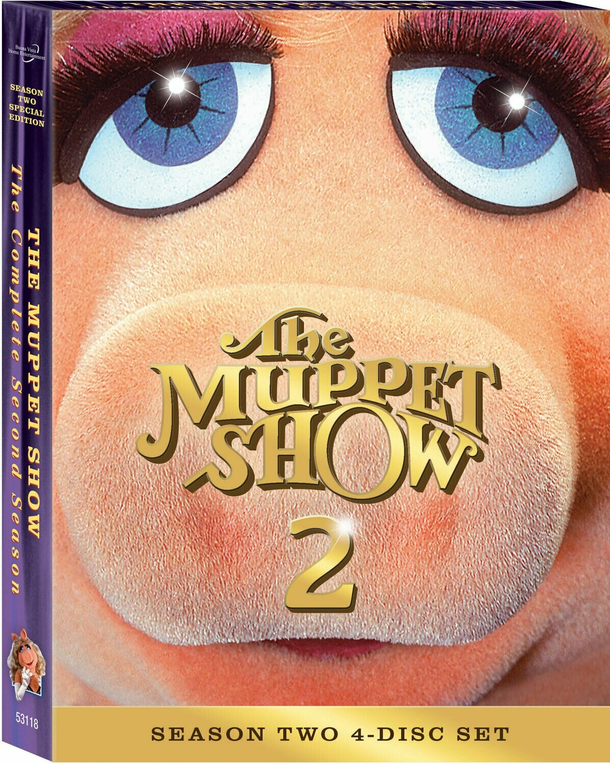 Muppet Show Season Two (7 day rental)