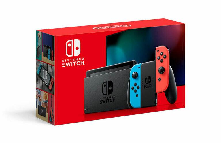 Nintendo Switch™ 1.1 32GB Console with Neon Joy‑Con