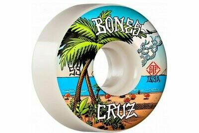 Bones STF Wheels - Cruz Buena Vida V2 Locks 103A (53)