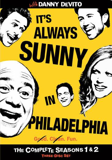 It's Always Sunny in Philadelphia: Seasons 1 & 2 (7 day rental)