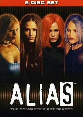 Alias Season Season One (7 day rental)