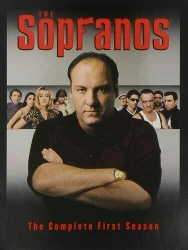 Sopranos Season One (7 day rental)
