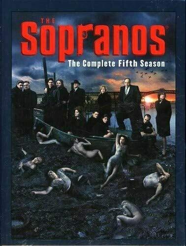 Sopranos Season Five (7 day rental)