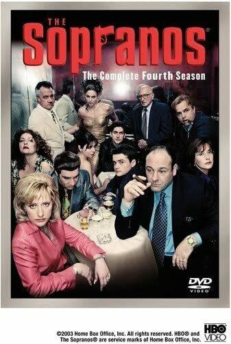 Sopranos Season Four (7 day rental)
