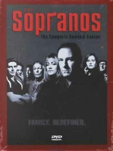 Sopranos Season Two (7 day rental)