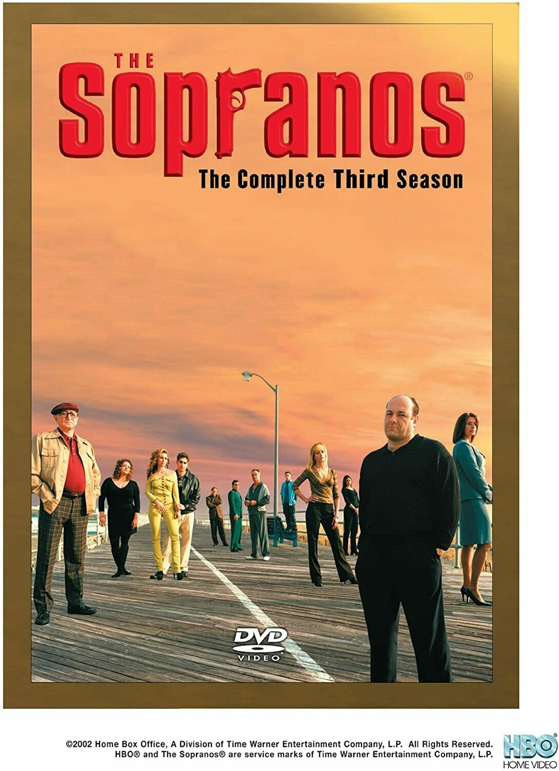 Sopranos Season Three (7 day rental)