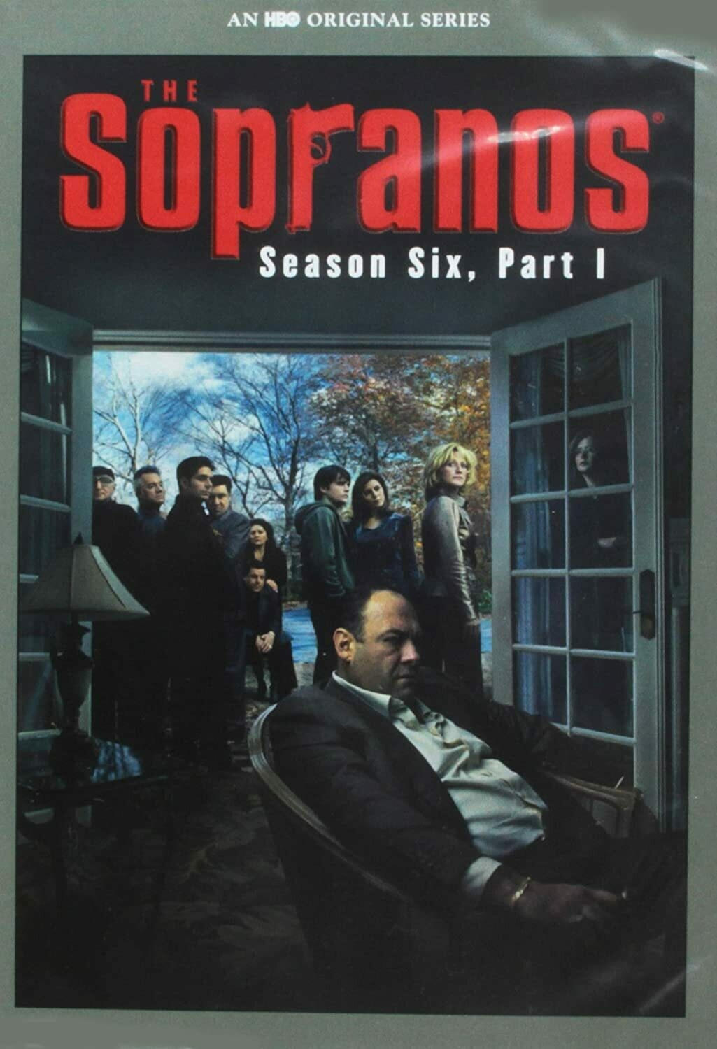 Sopranos Season Six Part One (7 day rental)