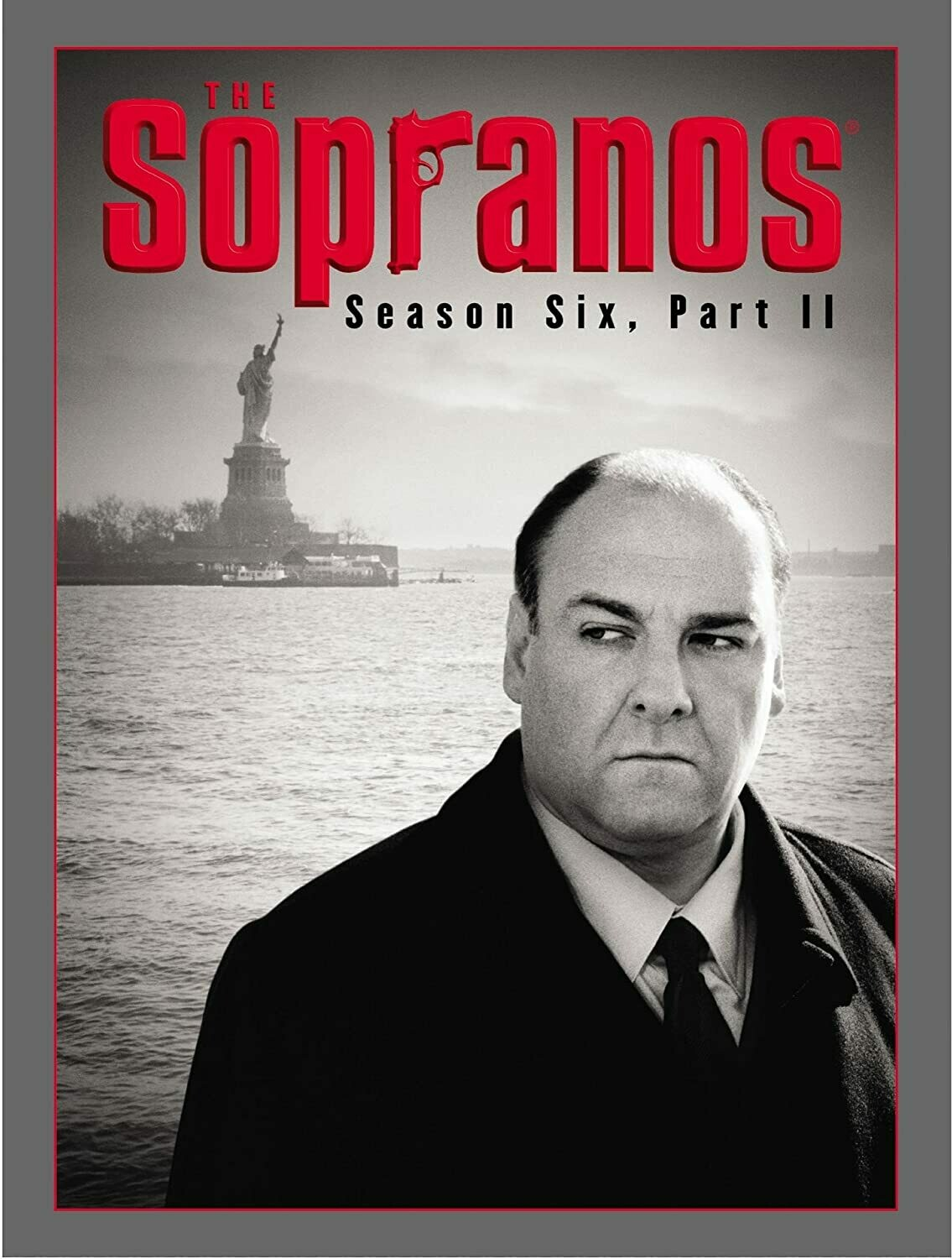 Sopranos Season Six Part Two (7 day rental)