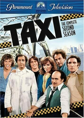 Taxi Season Two (7 day rental)