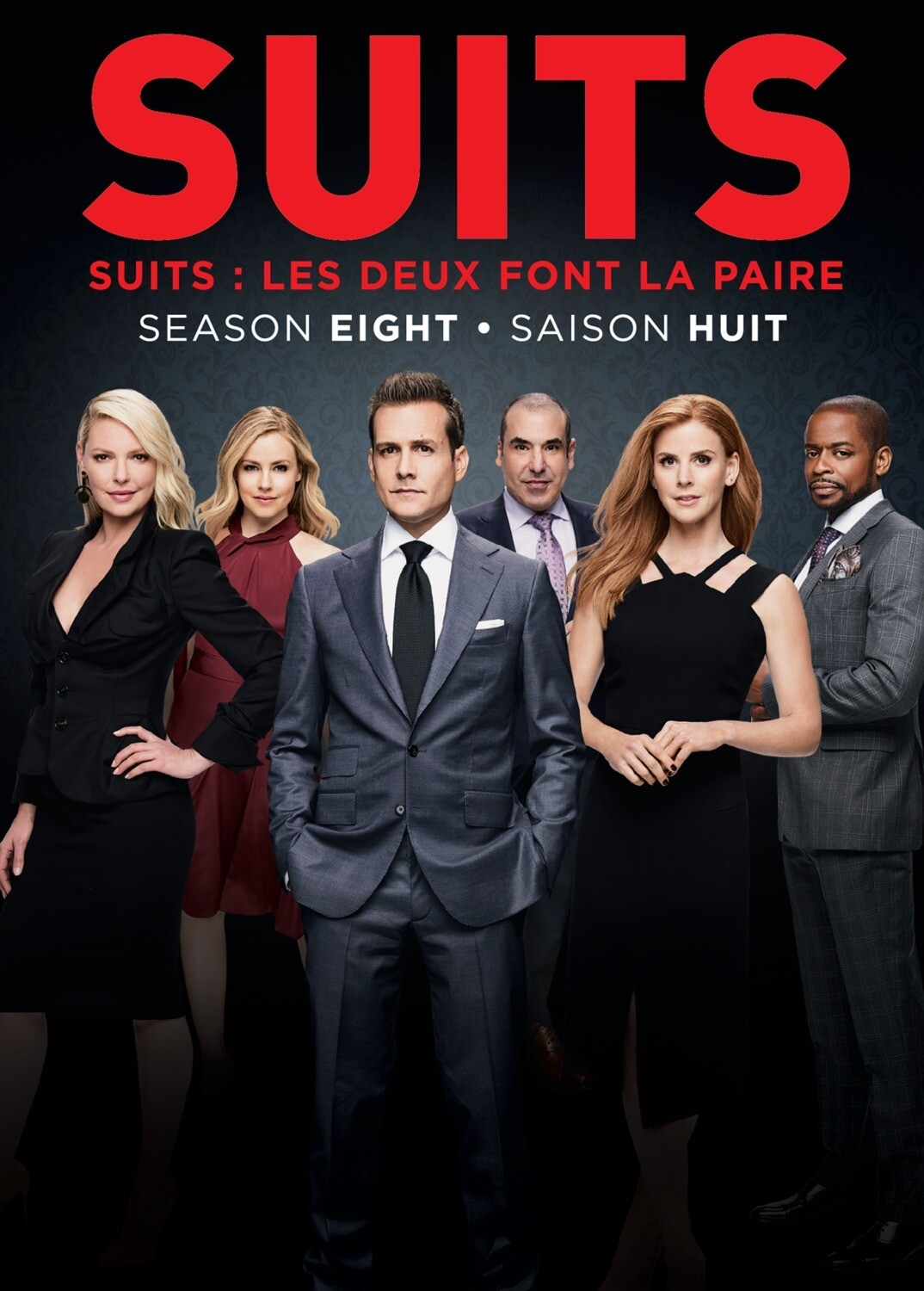 Suits Season Eight (7 day rental)