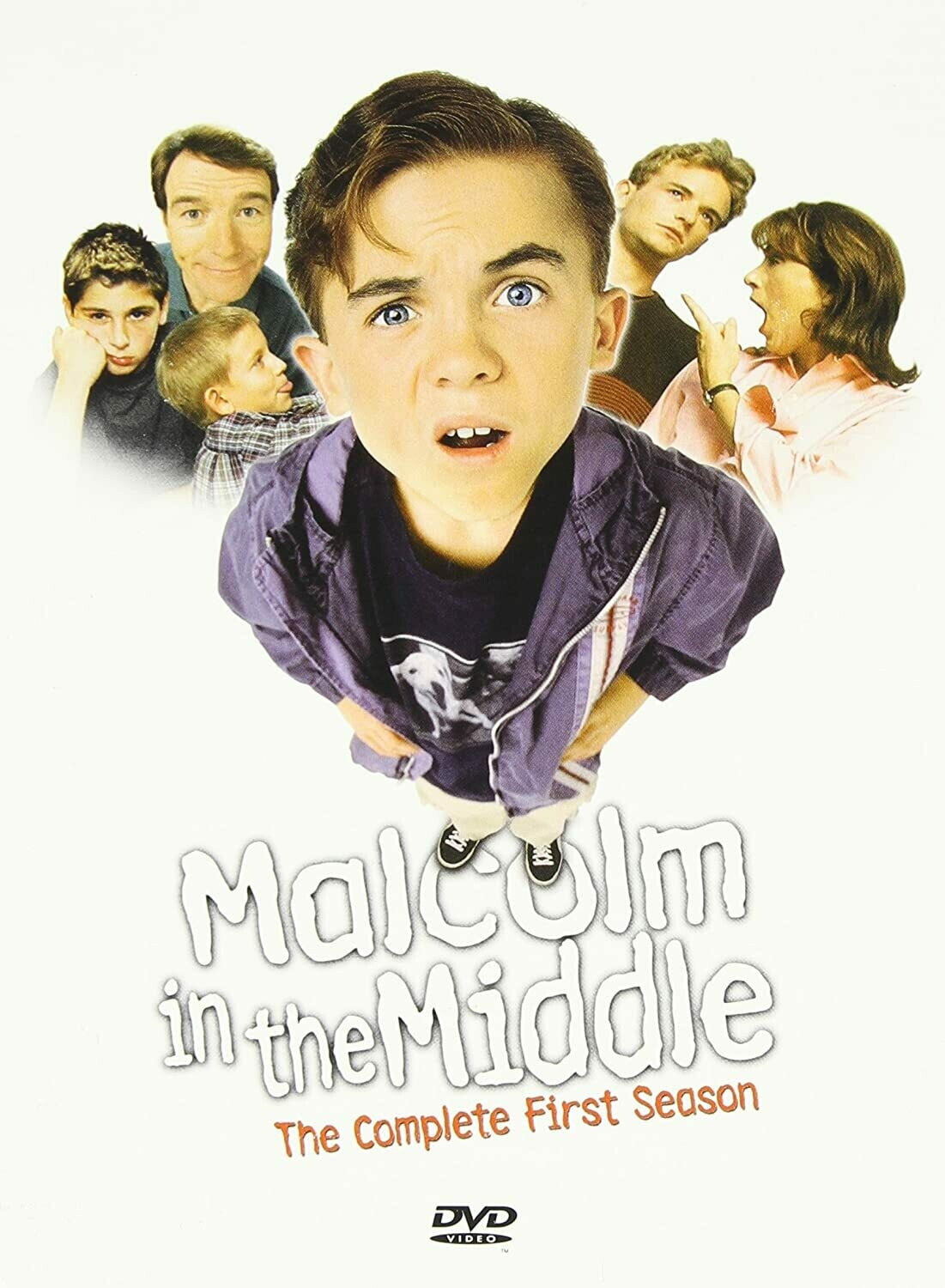 Malcolm In The Middle Season One (7 day rental)