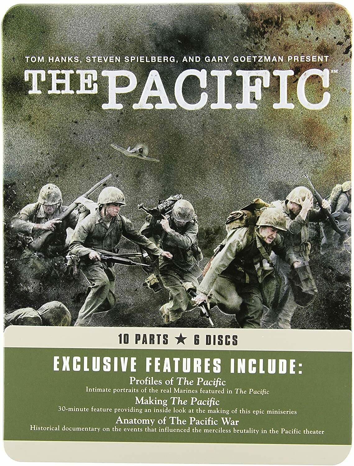 Pacific, The Complete Series (7 day rental)