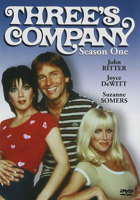 Three's Company Season One (7 day rental)