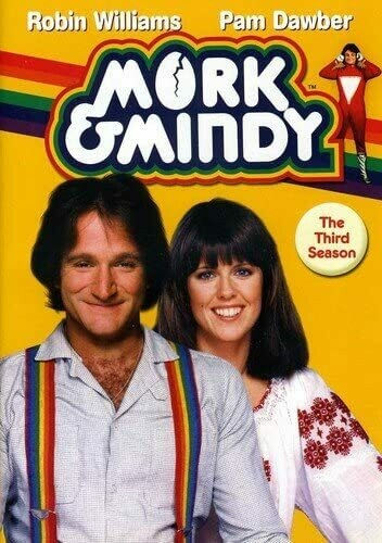 Mork and Mindy Season Three (7 day rental)
