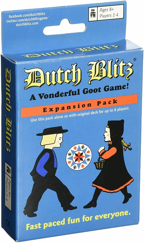 Dutch Blitz Expansion Pack Card Game