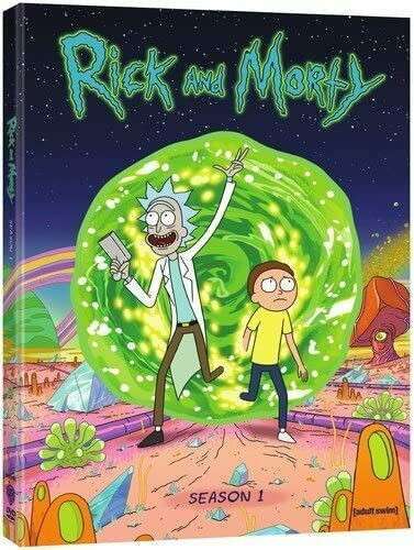 Rick and Morty Season One (7 day rental)