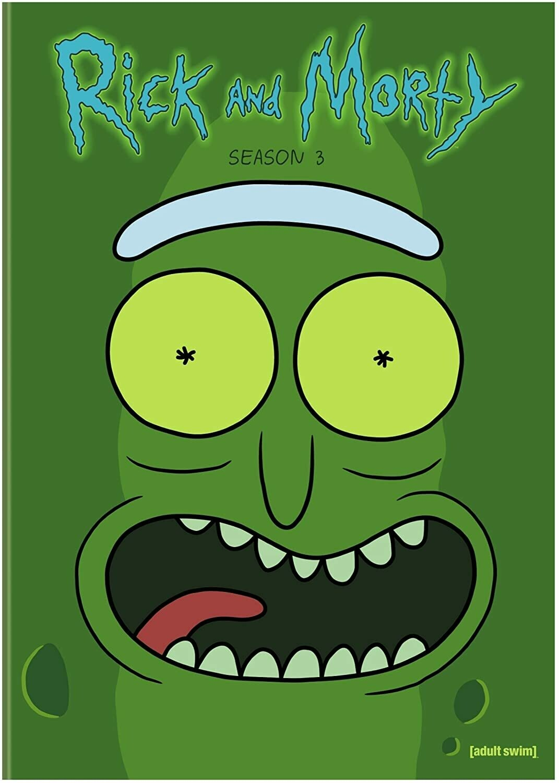 Rick and Morty Season Three (7 day rental)