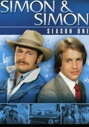 Simon & Simon Season One (7 day rental)