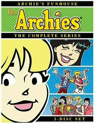 Archie's Funhouse Complete Series (7 day rental)