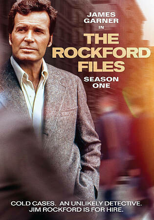 Rockford Files Season One (7 day rental)