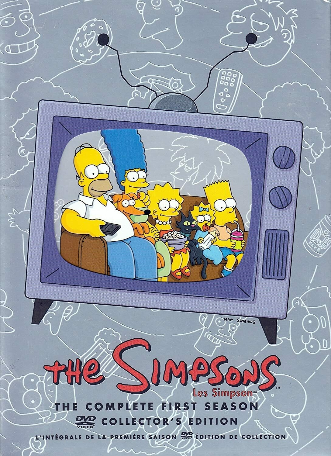 Simpsons, The Season One (7 day rental)